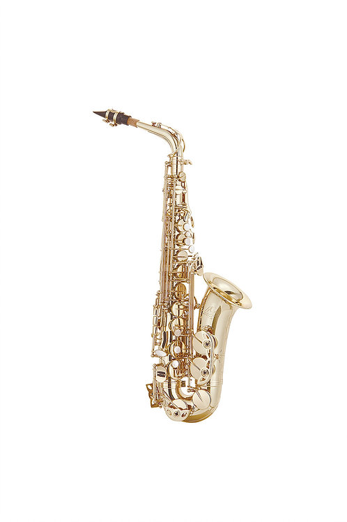 LC A-700CL Alto Saxophone (Clear Lacquer)