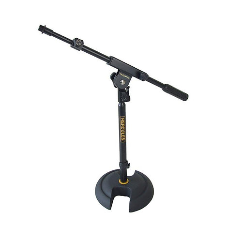 "Hercules MS120B LOW PROFILE ""H"" BASE Microphone Stand"