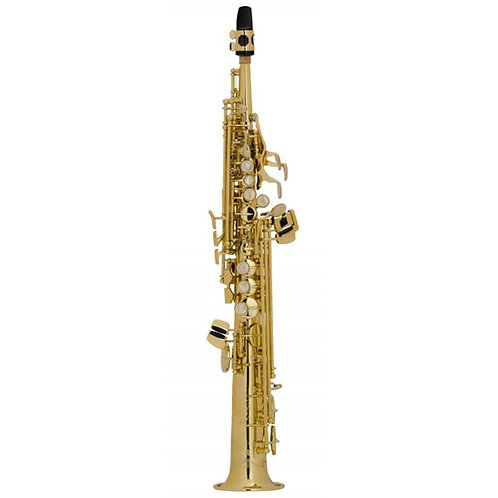LC SN-602CL Sopranino Saxophone (Clear Lacquer)