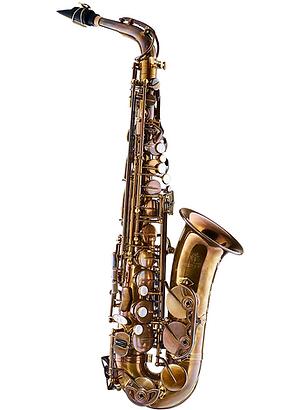 Forestone GX Pro Alto Saxophone Vintage Cognac