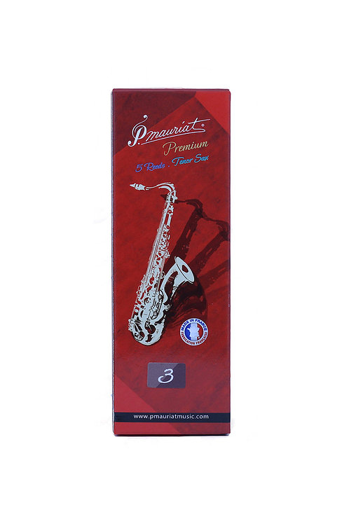 P Mauriat Tenor Saxophone Reeds