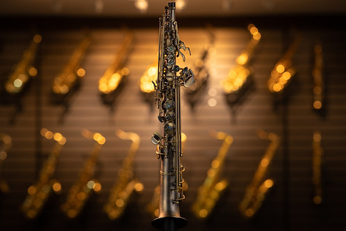 Pre-Owned P Mauriat PMSS-601DK Soprano Saxophone