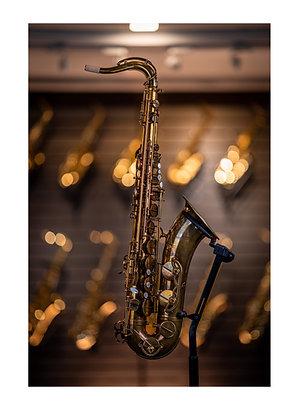 Forestone GX Pro Tenor Saxophone Vintage Cognac