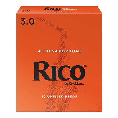 Rico Alto Saxophone Reeds