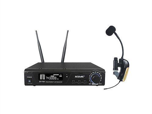 ACEMIC EX-100/ST-1 UHF Wireless Microphone