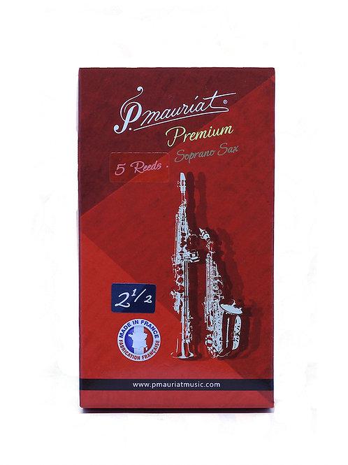 P Mauriat Soprano Sax Reeds