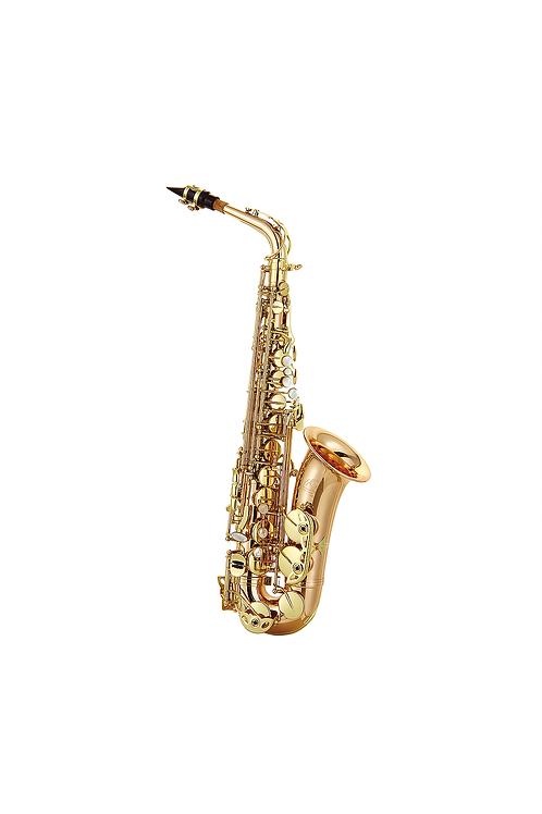 LC A-702CL Alto Saxophone (Clear Lacquer)