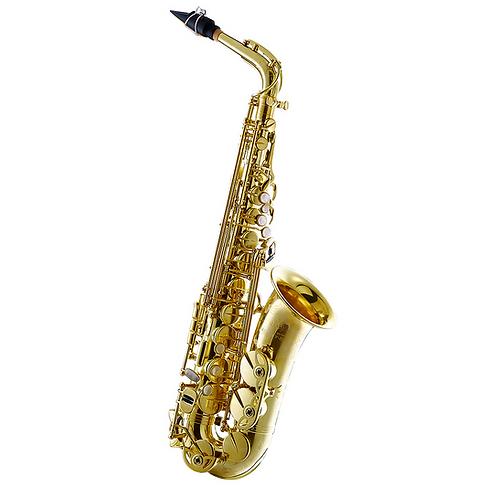 Forestone RX Unlacquered Alto Saxophone