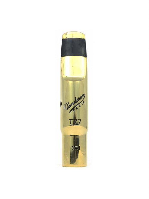 Vandoren T77 Metal Tenor Saxophone ( Used )