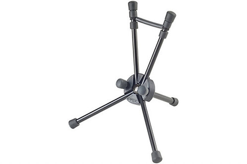 K&M 14355 Saxxy Curved Soprano Saxophone Stand