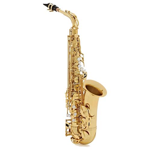 Trevor James Classic II Alto Saxophone (Gold Lacquer)