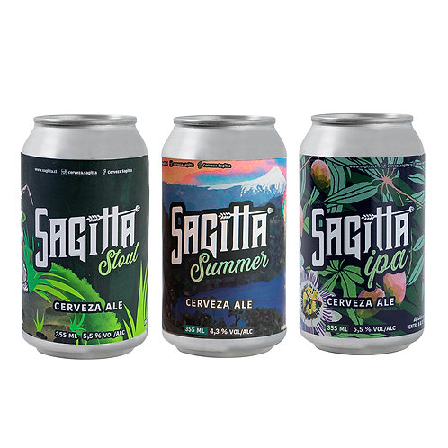 12PACK IPA + SUMMER ALE + STOUT