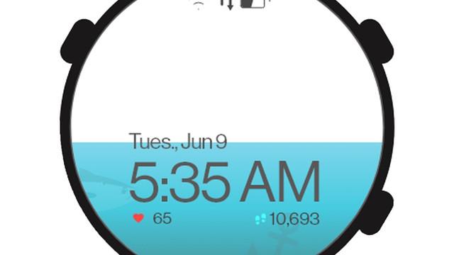 OCEANCLEAR Smartwatch OS