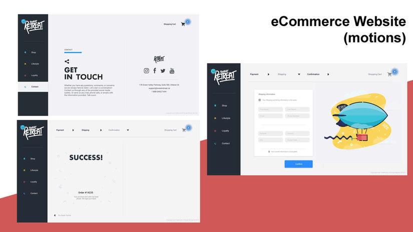 eCommerce Website Insights