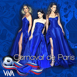 FIFA 2018 World Cup Carnaval de Paris Vi