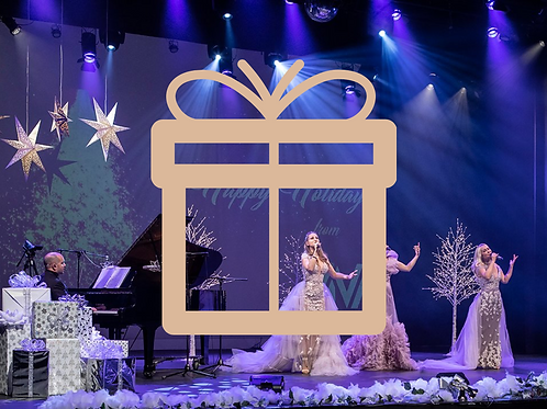 Give LIGHT UP THE SEASON Concert as a GIFT