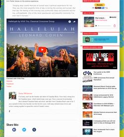 Canadian Beats - Hallelujah Premiere