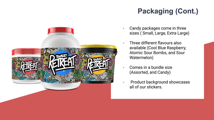 Additional Products - Candy