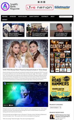 Amplify Music Magazine