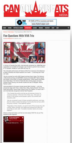 Canadian Beats - O Canada