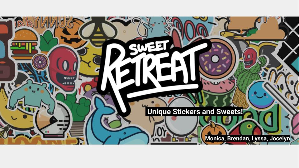 Introducing Sweet Retreat