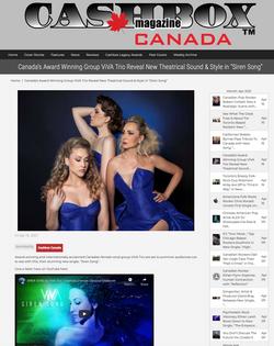CASHBOX Canada Magazine