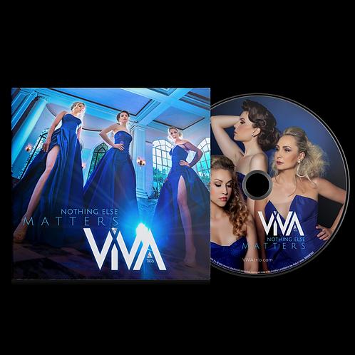 ViVA Debut Album: NOTHING ELSE MATTERS - CD