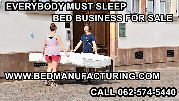 how-to-move-a-mattress BUSINESS FOR SALE