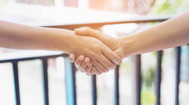 19. The advantages of meeting face-to-face