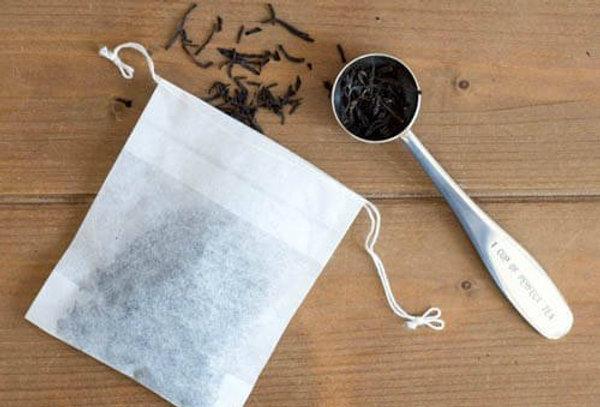 Compostable tea sacs