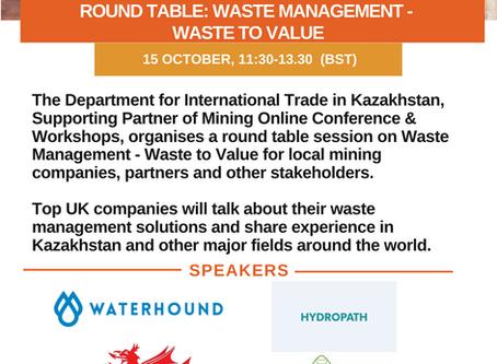 DIT Kazakhstan mining online conference