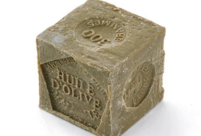 Organic Marseilles soap bar