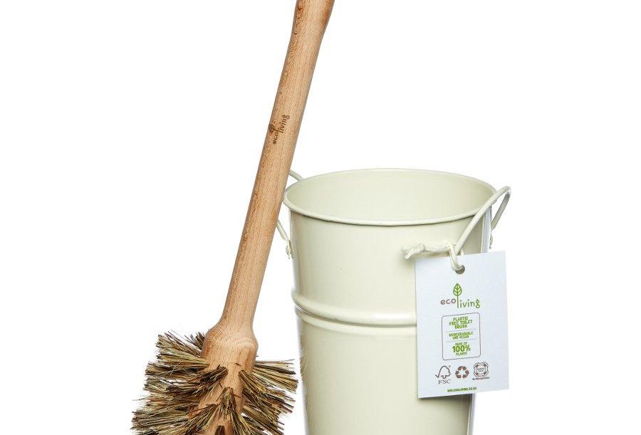 Eco Living Toilet brush and holder