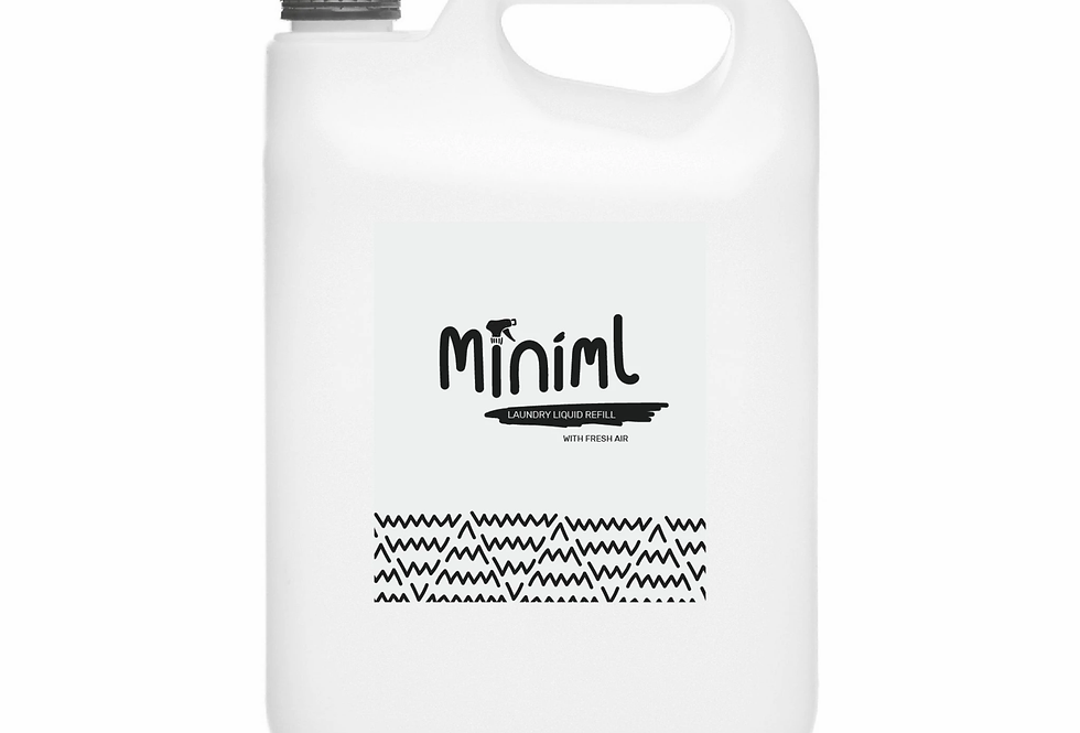 Laundry liquid (fresh linen)