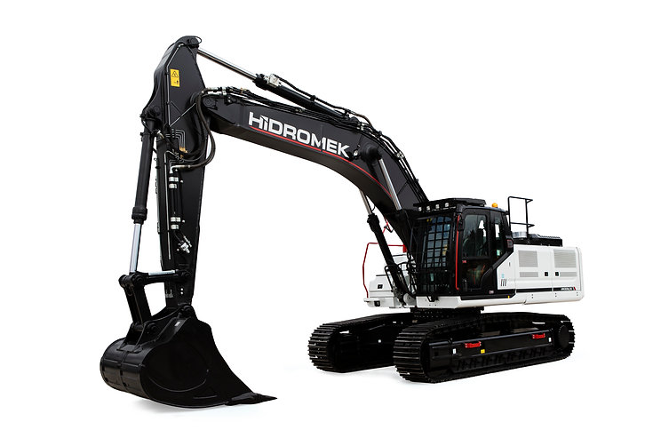 Power: 210 kW - 282 HP Bucket Digging Force: 25300 kgf Bucket Capacity: 2.2 m³ Operating Weight: 39250 kg