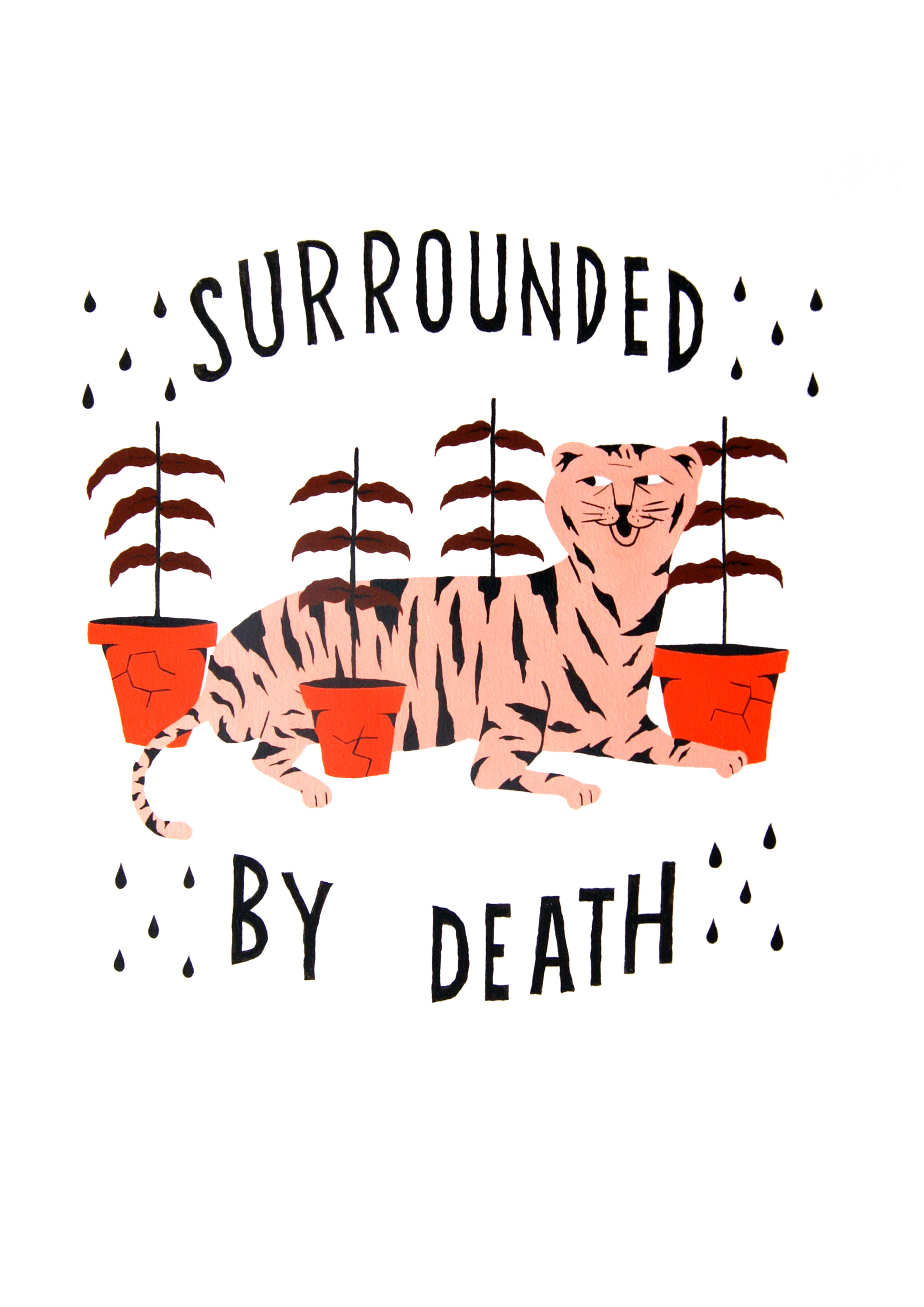 Surrounded By Death