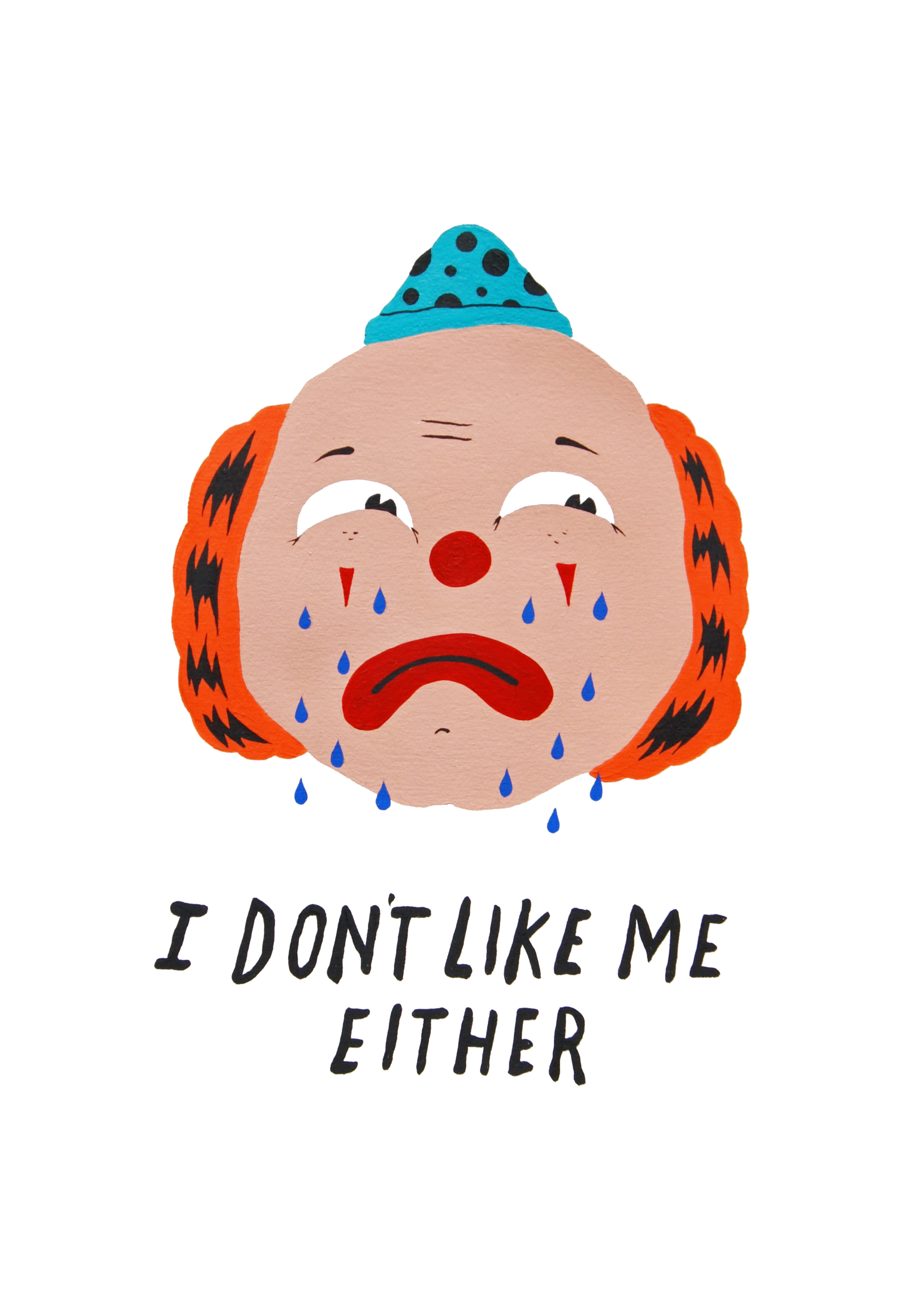I Dont' Like Me Either