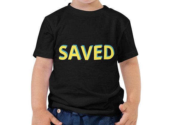 Toddler Short Sleeve Tee (SAVED)