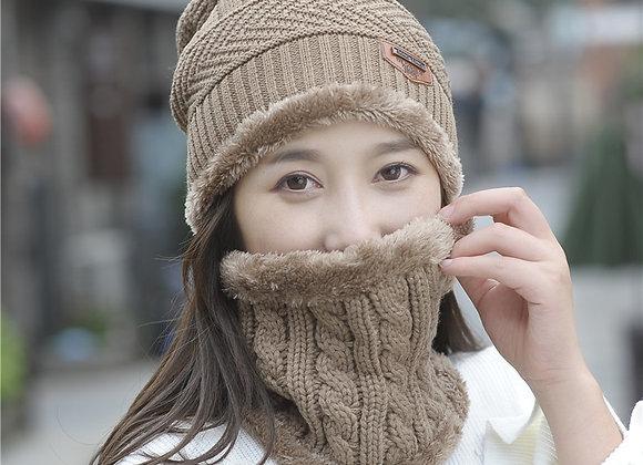Winter Women's  Wool Cap