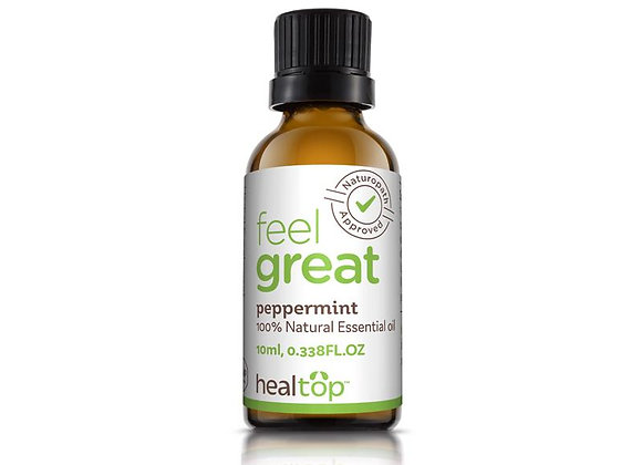 Peppermint Essential Oil - Internal and External Use