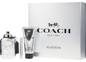 Coach Platinum Gift Set