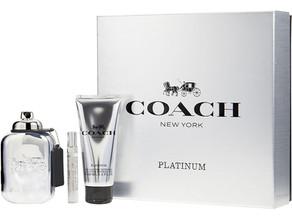 Coach Platinum Gift Set