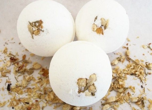 Jasmine Honeysuckle Bath Bomb