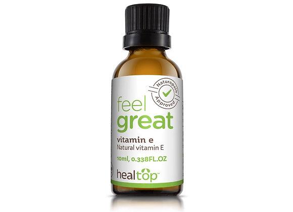 Vitamin E - All Natural