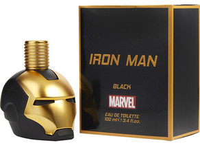 New Iron Man BLACK 3.4oz