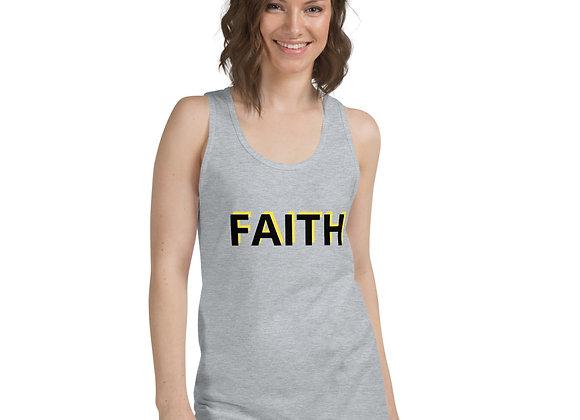Classic tank top (faith)