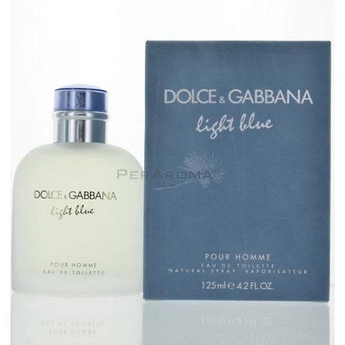 Dolce & Gabbana Light Blue (M) EDT 4.2 oz