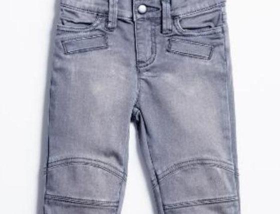 Biker Grey Jeans