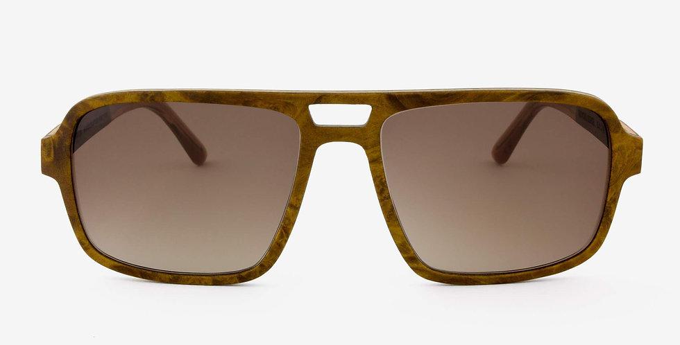 Rockledge - Adjustable Wood Sunglasses