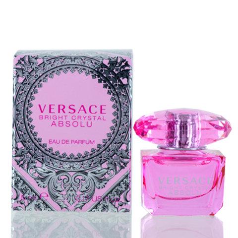 Versace Bright Crystal Absolu EDP Mini (L) 0.17 oz.
